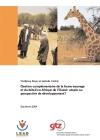 Gestion complémentaire de la faune sauvage et du bétail en Afrique de l'Ouest: utopie ou perspective de développement?-0