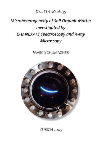 Microheterogeneity of Soil Organic Matterinvestigated by C-1s NEXAFS Spectroscopy-0
