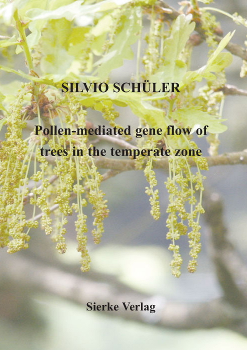 Pollen-mediated gene flow of trees in the temperate zone-0