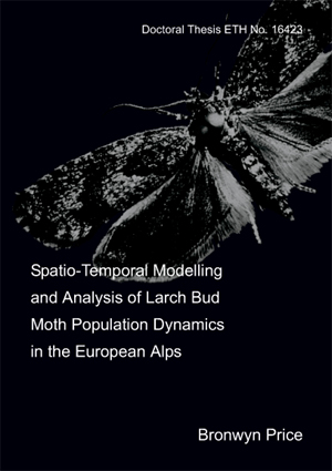 Spatio-Temporal Modelling and Analysis of Larch Bud MothPopulation Dynamics in the European Alps-0