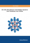 Ab initio Simulationen eisenhaltiger Systeme: Vom Festkörper zum Cluster-0