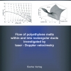 Flow of polyethylene melts within and into rectangular ducts investigated by laser-Doppler velocimetry-169