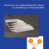 Verwendung von organofunktionellen Silanen zur Herstellung von Holzwerkstoffen-159