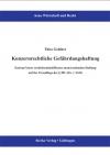 Konzernrechtliche Gefährdungshaftung - Entwurf einer echtsformindifferent anzuwendenden Haftung auf der Grundlage des § 302 Abs. 1 AktG-0
