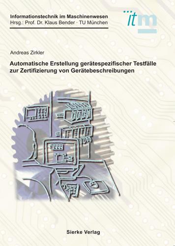 Automatische Erstellung gerätespezifischer Testfälle zur Zertifizierung von Gerätebeschreibungen-0