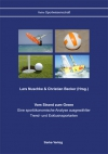 Vom Strand zum Green - Eine sportökonomische Analyse ausgewählter Trend- und Exklusivsportarten-0