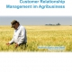 Customer Realtionship Management im Agribusiness-0