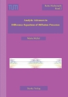 Analytic Advances in Difference Equations of Diffusion Processes-0
