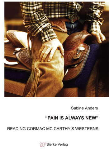Pain is Always New - Reading Cormac mcCarthy's Westerns-0