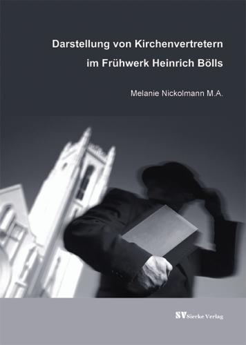 Darstellung von Kirchenvertretern im Frühwerk Heinrich Bölls-0