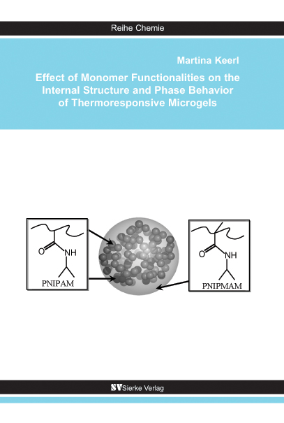 Effect of Monomer Funtionalities on the Internal Structure and Phase Behavior of Thermoresponsive Microgels-0