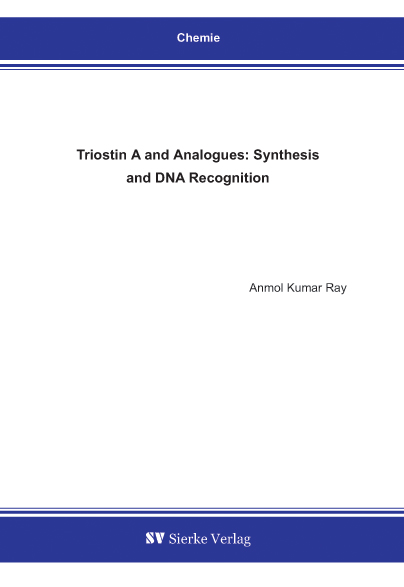 Triostin A and Analogues: Synthesis and DNA Recognition-0