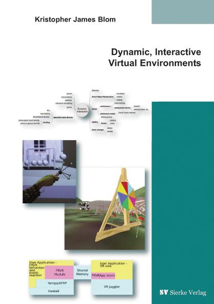 Dynamic, Intercative Virtual Environments-0