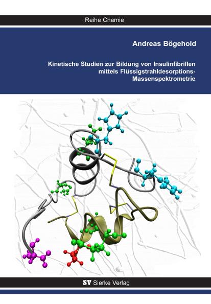 Kinetische Studien zur Bildung von Insulinfibrillen mittels Flüssigstrahldesorptions-Massenspektrometrie-0