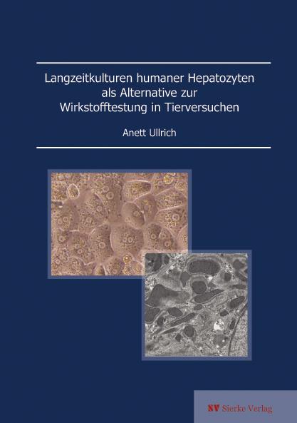 Langzeitkulturen humaner Hepatozyten als Alternative zur Wirkstofftestung in Tierversuchen-0