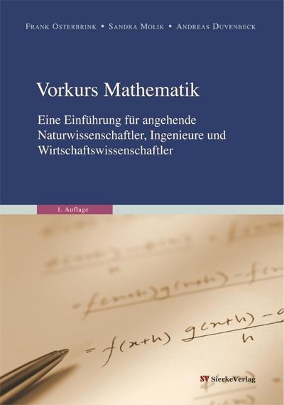 Vorkurs Mathematik-0