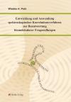 Entwicklung und Anwendung spektroskopischer Korrelationsverfahren zur Beantwortung biomolekularer Fragestellungen-0