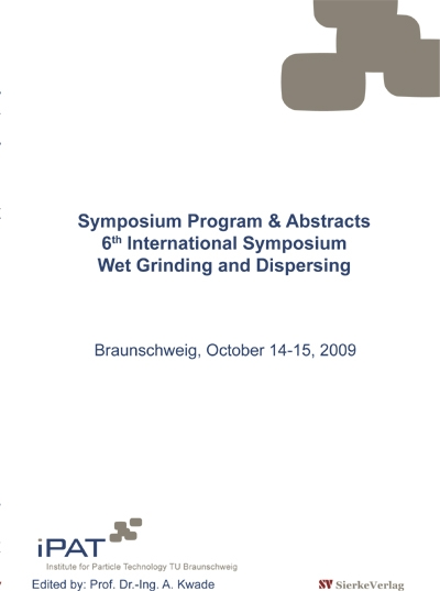 Symposium Program & Abstracts 6th International Symposium Wet Grinding and Dispersing-0