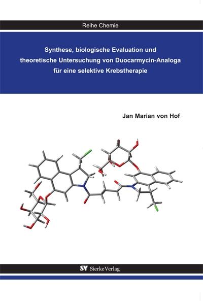 Synthese, biologische Evaluation und theoretische Untersuchung von Duocarmycin-Analoga für eine selektive Krebstherapie-0