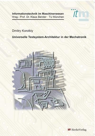 Universelle Testsystem-Architektur in der Mechatronik-0