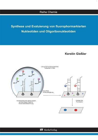 Synthese und Evaluierung von fluorophormarkierten Nukleotiden und Oligoribonukleotiden-0
