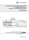 Die Ermittlung der Übertragungsfunktion von Großtransformatoren mittels On- und Offline-Messungen-0
