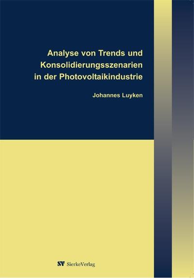 Analyse von Trends und Konsolidierungsszenarien in der Photovoltaikindustrie-0