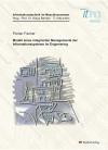 Modell eines integrierten Managements der Infomationssysteme im Engineering-0