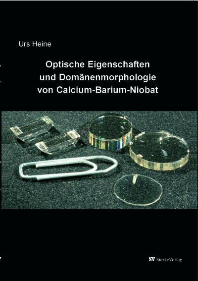 Optische Eigenschaften und Domänenmorphologie von Calcium-Barium-Niobat-0