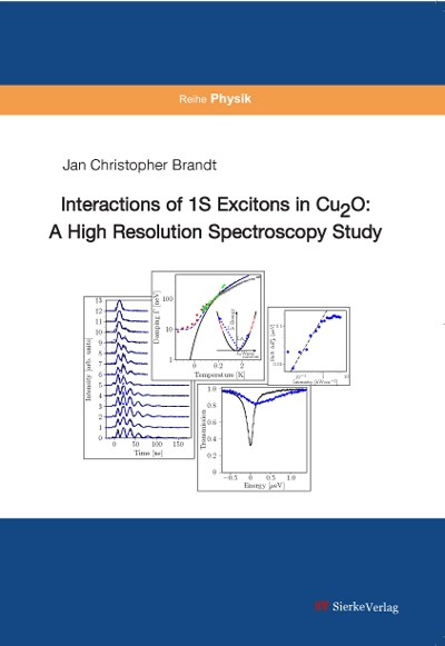 Interactions of 1S Excitons in Cu2O: A High Resolution Spectroscopy Study -0