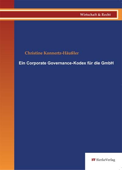 Ein Corporate Governance-Kodex für die GmbH-0