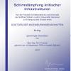 Schirmdämpfung kritischer Infrastrukturen-654