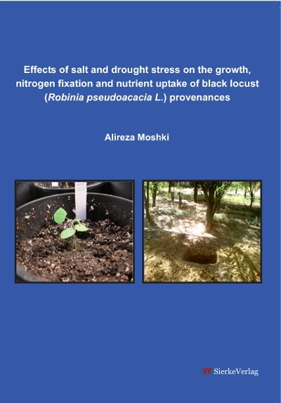 Effects of Salt and Drought Stress On the Growth, Nitrogen Fixation and Nutrient Uptake Od Black Locust ( Robinia Pseudoacacia L.) provenances-0