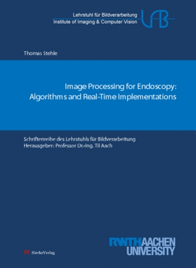 Image Processing for Endoscopy: Algorithms and Real-Time Implementations-0