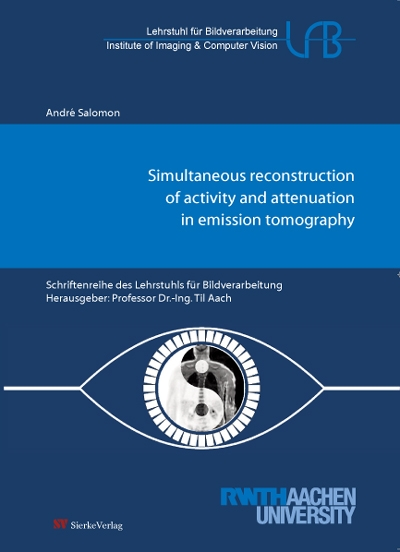 Simultaneous reconstruction of activity and attenuation in emission tomography-0