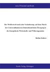 Der Wettbewerb und seine Veränderung auf dem Markt der Universalbanken in Deutschland beim Übergang in die Europäische Wirtschafts- und Währungsunion-0