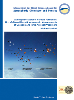 Atmospheric Aerosol Particle Formation: Aircraft-Based Mass Spectrometric Measurements of Gaseous and Ionic Aerosol Precursors-0