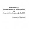 Das Verhältnis von Absehen von Strafe im materiellen Recht und Verfahrenseinstellung nach § 153 b StPO-75