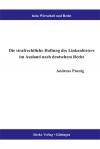 Die Strafbarkeit des Linkanbieters im Ausland nach deutschem Recht-0