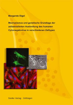 Mechanismus und genetische Grundlage der zellassoziierten Ausbreitung von HCMV in verschiedenen Zelltypen-0