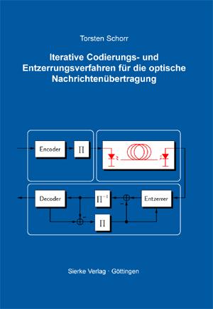 Iterative Codierungs- und Entzerrungsverfahren für dieoptische Nachrichtenübertragung-0