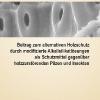Beitrag zum alternativen Holzschutz durch modifizierte Alkalisilikatlösungen als Schutzmittel gegenüber holzzerstörenden Pilzen und Insekten-0