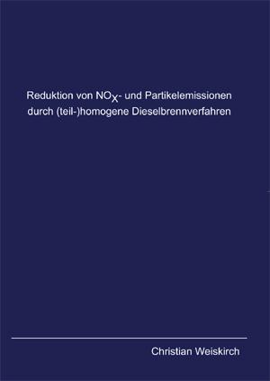Reduktion von NOX- und Partikelemissionen durch (teil-)homogene Dieselbrennverfahren-0