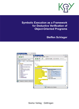 Symbolic Execution as a Framework for Deductive Verification ofObject-Oriented Programs-0