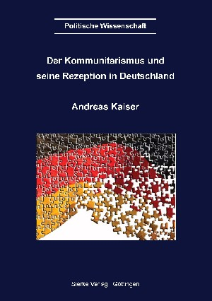 Der Kommunitarismus und seine Rezeption in Deutschland-0
