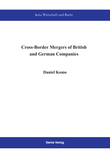 Cross-Border Mergers of British and German Companies-0