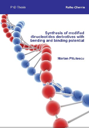 Synthesis of modified dinucleotides derivatives with bending and binding potential-0