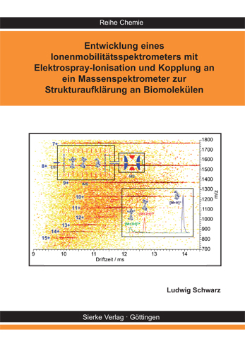 Entwicklung eines Ionenmobilitätsspektrometers mit Elektrospray-Ionisation und Kopplung an ein Massenspektrometer zur Strukturaufklärung an Biomolekülen-0