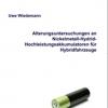 Alterungsuntersuchungen an Nickelmetall-Hydrid- Hochleistungsakkumulatoren für Hybridfahrzeuge-0