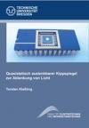 Quasistatisch auslenkbarer Kippspiegel zur Ablenkung von Licht-0